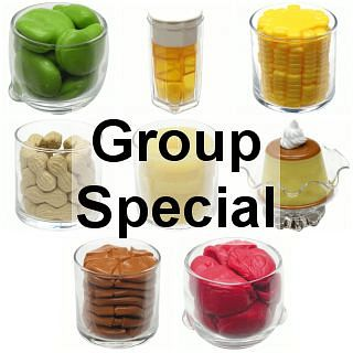 Cheap Puzzle Master Group Secial – a set of 8 glasss Puzzle(PM01564)