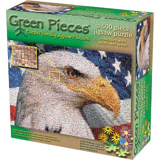 Cheap Puzzle Master Green Pieces – Ameri-Cans – jigsaw Puzzle(PM01798)