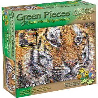 Cheap Puzzle Master Green Pieces – Tiger in your Tank – jigsaw Puzzle(PM01800)