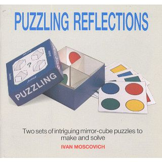 Picture of Puzzle Master Puzzling Reflections - book Puzzle(PM01868) (Challenging Puzzles)