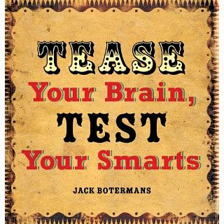 Cheap Puzzle Master Tease Your Brain, Test Your Smarts – book Puzzle(PM01883)
