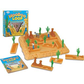 Picture of Puzzle Master Hoodoo Loop Puzzle(PM02249) (Challenging Puzzles)