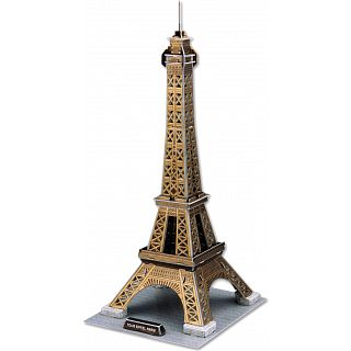 Cheap Puzzle Master Eiffel Tower – 3D Jigsaw Puzzle(PM02268)