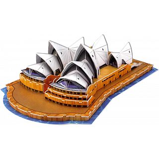 Cheap Puzzle Master Sydney Opera House – 3D Jigsaw Puzzle(PM02275)