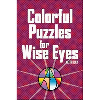 Cheap Puzzle Master Colorfuls for Wise Eyes – book Puzzle(PM02293)