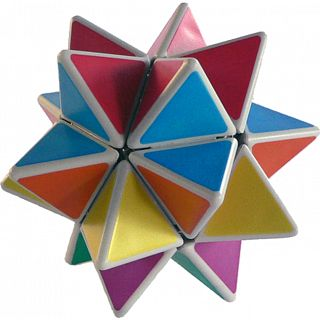Logic Star - Rotational Puzzle