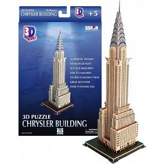 Cheap Puzzle Master Chrysler Building – 3D Jigsaw Puzzle(PM02420)