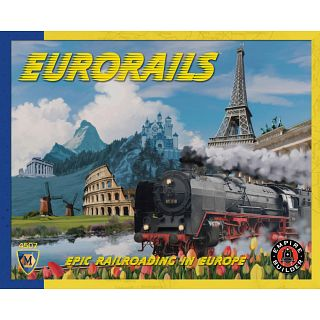 Picture of Puzzle Master Euro Rails Puzzle(PM02501) (Challenging Puzzles)