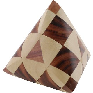 Picture of Puzzle Master Tetrahedron 2 Puzzle(PM02541) (Challenging Puzzles)