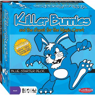 Killer Bunnies Quest - Blue Starter Deck