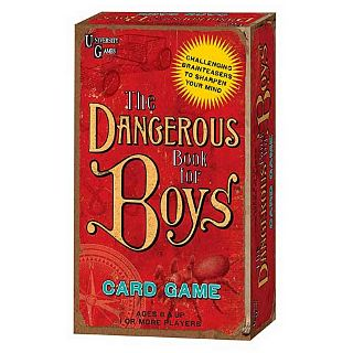 Cheap Puzzle Master The Dangerous Book for Boys Card Game Puzzle(PM02594)
