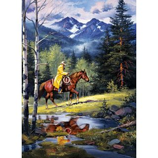 Picture of Puzzle Master Springtime in the High Country Puzzle(PM02644) (Challenging Puzzles)