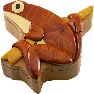 Cheap Puzzle Master Wooden Box – Frog Puzzle(PM02883)