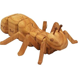 Ant - 3D Wooden Jigsaw Puzzle