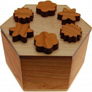 hexagon-secret-lock-box