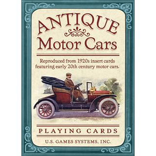 playing-cards-antique-motor-cars