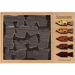 Puzzle Solution for Aquarium